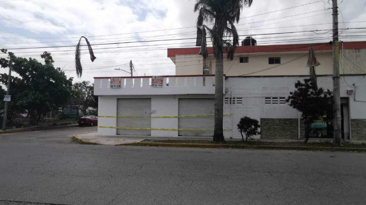 Catean inmuebles de laboratorio de pruebas Covid-19 en Cancún