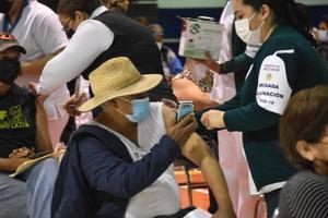 Sigue desprotegido el 90% de la población contra el COVID-19 en Monclova