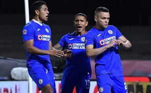 Cruz Azul iguala su racha histórica de triunfos en fila