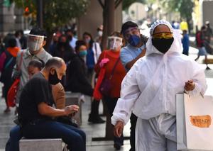 Reporte de COVID-19 en Coahuila; se suman 37 casos y 1 deceso