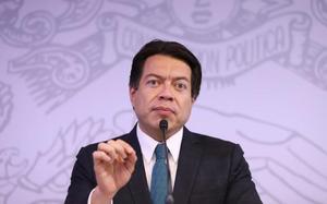 Mario Delgado: Consejeros del INE buscan que Morena no sea mayoría