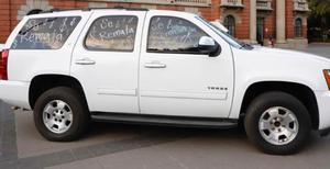 Alcalde de Tlalnepantla remata camioneta de lujo blindada