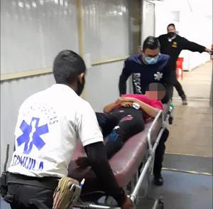 Mujer intenta suicidarse en Monclova