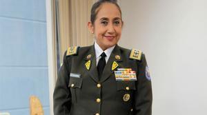 Ecuador designa a la primera mujer como comandante general de la Policía