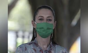 Sheinbaum pide paciencia para la llegada de más vacunas Covid