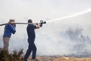 Surgen nuevos incendios en Saltillo, Arteaga y Ramos