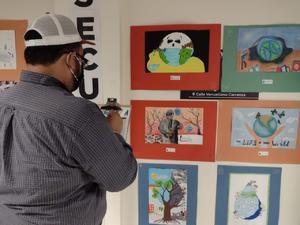 Premiará el SIMAS a ganadores  del dibujo 'creando conciencia'