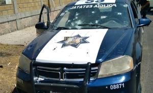 Detienen a 25 personas tras emboscada contra 13 policías en Edomex