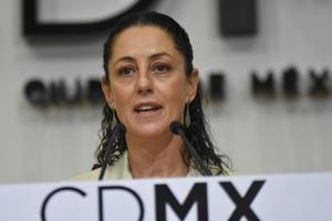 GCDMX destaca reducción de delitos de alto impacto