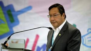 El presidente de Bolivia va a México en su primer viaje oficial al exterior