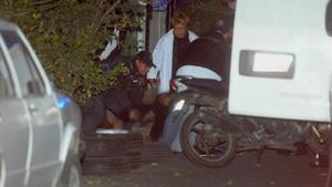 Asesinan a jóvenes a bordo de una motoneta en GAM