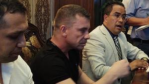 Tribunal en Rumania ordena aprehensión de Florian Tudor