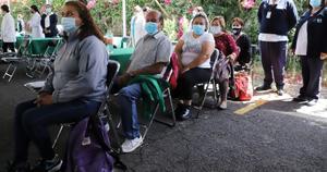 Realizan simulacros de vacunación en Coyoacán y Tlalpan