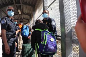 'No vengan a la frontera' de EUA, pide Jacobson, coordinadora
