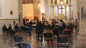 Celebraría iglesia los díasmayores de Semana Santa