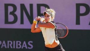Renata Zarazúa clasifica al Master 1000