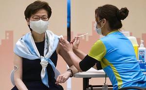 Hong Kong y Macao suspenden vacunación contra Covid con Pfizer por embalaje defectuoso