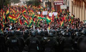 AMLO: Es muy satisfactorio que Bolivia haya recuperado la democracia