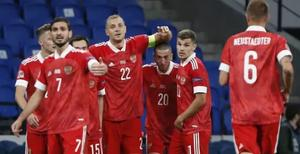 1-3. Rusia derrota a una correosa Malta