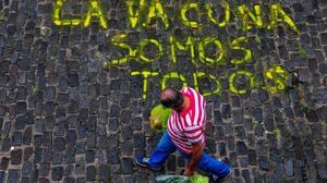 La pandemia azota con fuerza a Suramérica a pesar de la vacunación