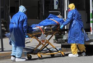 México, a punto de alcanzar las 200 mil muertes por COVID-19