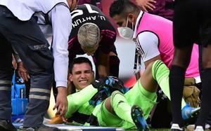 Luis Malagón sufre lesión en el Preolímpico