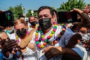 Comisión de Fiscalización del INE solicita quitar candidatura a Félix Salgado Macedonio