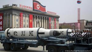 Corea del Sur convoca a reunión de emergencia tras lanzamiento de misiles norcoreano
