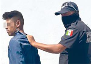 Capturan a presunto ladrón en Monclova
