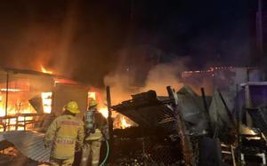 Incendio en Juchitán costará más 700 mdp en reconstruir locales