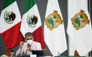 Registra Coahuila 5 muertes y 98 nuevos casos de COVID-19