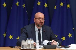 Michel destaca que UE y Biden juntos pueden mostrar el poder de democracias