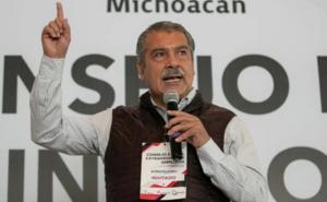 INE niega registro a Raúl Morón como candidato de Morena en Michoacán