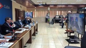 Cuba y la UE prosiguen su diálogo sobre el embargo de EU