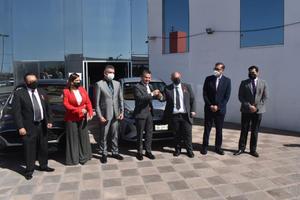 Con vehículos podrán acercar laJusticia Itinerante a ciudadanos