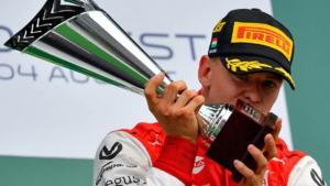 Hijo de Michael Schumacher se dice listo para la Fórmula Uno