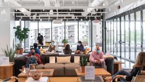 WeWork acuerda salir a bolsa con una 'spac', el vehículo financiero de moda