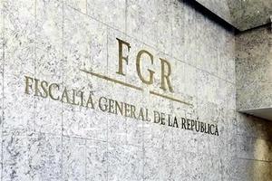 FGR presenta acusación formal por Estafa Maestra
