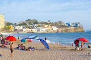 No habrá Ley Seca en playas de Sinaloa: Quirino Ordaz