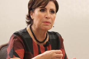 Rosario Robles se declara inocente en caso de la Estafa Maestra