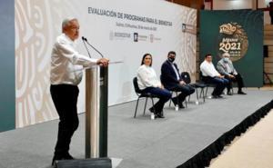 Urge AMLO a EU para acelerar apoyos a Centroamérica
