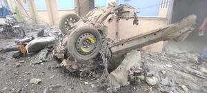 Asciende a 16 el número de heridos por explosión de carro bomba en Colombia