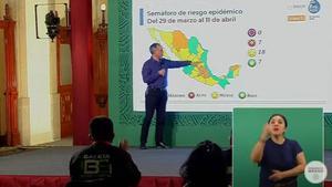 Federación confirma verde para Coahuila en semáforo de COVID-19