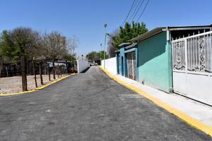 Calle nueva avecinos de laprivada Oaxaca
