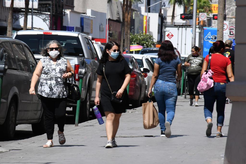 126 nuevos casos de covid se registran en Coahuila