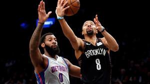 Harden liderea triunfo de Nets