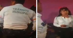 VIDEO: Policías bailando uniformados se viralizan en redes sociales