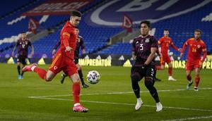 Gales derrota 1-0 a la Selección Mexicana en Cardiff