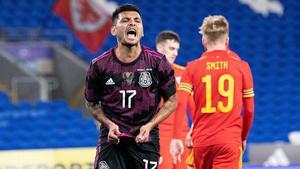 México decepciona ante Gales