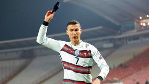 Ronaldo estalla tras anularle un gol